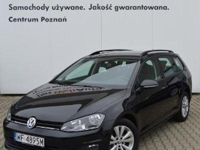 używany VW Golf VII Comfortline SalonPL TDI Comfortline Climatronic Nawigacja ASO VAT