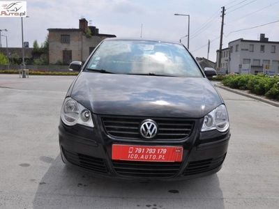 used VW Polo 1.4dm 80KM 2008r. 155 123km