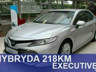 używany Toyota Camry Executive Hybryda 218KM System Martwego Pola Skórzana Tapicerka 1363zł VI (2006-)