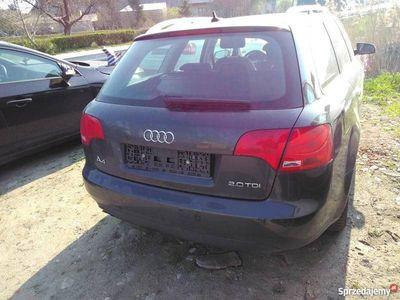 używany Audi A4 B7 2.0TDI kombi kompletny na chodzie