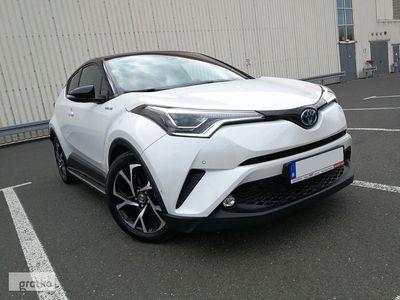używany Toyota C-HR Biała Perła Led BSM Kamera Navi