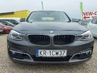 używany BMW 320 SERIA 3 3GT i Luxury Line