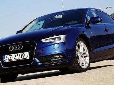 gebraucht Audi A5 I (8T) Ultra 190 PS Model 2016 jak nowa