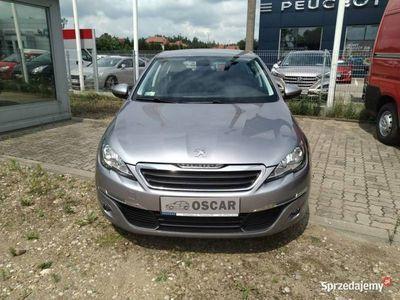 używany Peugeot 308 1.2dm 110KM 2016r. 50 800km
