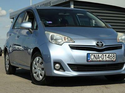 używany Toyota Verso-S Verso1.4 D-4D Klima Kamera Gwarancja !!!