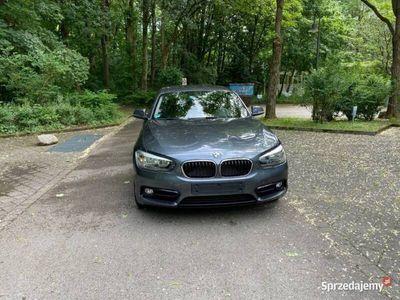 używany BMW 118 d xDrive Sport Line