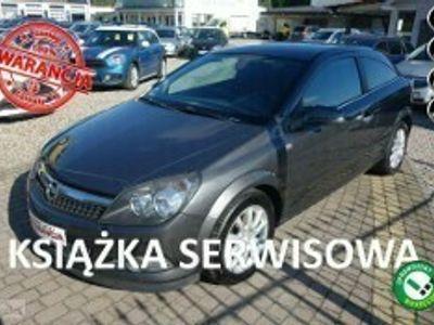 używany Opel Astra GTC Astra H1.4 90KM Klimatyzacja 173tys km Książka Serwis Alu
