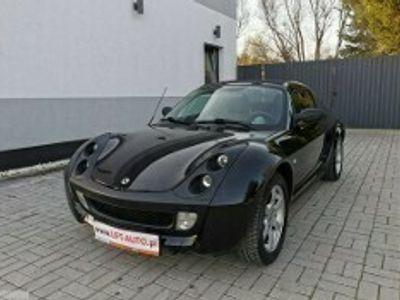 używany Smart Roadster 700 Benzyna 90KM # Kabriolet # AC # Gwarancja I (2002-2006)