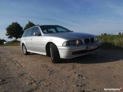 używany BMW 530 e39 D 3.0d touring, xenon, duża navi 2003r