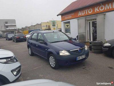 używany Dacia Logan 1.4dm 75KM 2007r. 204 192km