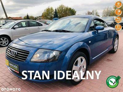 używany Audi TT I (8N) Super Stan, Serwis,Skóra