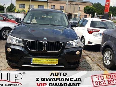 używany BMW X3 I (F25) 20d xDrive