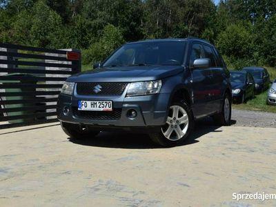 używany Suzuki Grand Vitara 2.0 Benzyna*Bardzo Bogate Wyposażenie*Gwarancja 12 msc*Kredyt/Leasingi II (2005-)