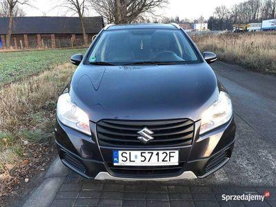 używany Suzuki SX4 benzyna 4X4 NISKI PRZEBIEG z GWARANCJĄ-POLECAM!!