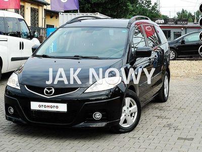używany Mazda 5 2dm 110KM 2010r. 180 000km
