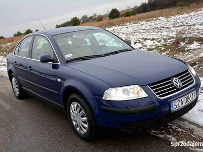 używany VW Passat B5 Lift Sedan • 1,9 TDI • Xenon • Tempomat