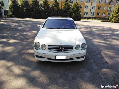 używany Mercedes CL55 AMG AMG 2002 r.