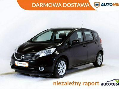 używany Nissan Note 1.2dm 80KM 2013r. 105 247km