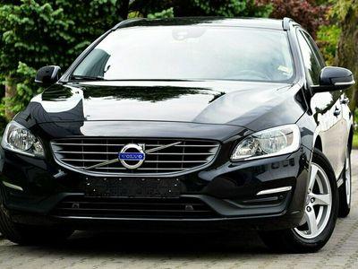 używany Volvo V60 Czarne Opłacone 1.6D 114KM Serwis Led Skóra Navi Start/Stop I (2010-)