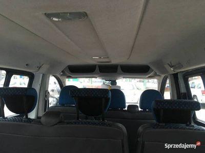 używany Fiat Scudo 2.0JTD120KM -6biegów- 6 osób -netto FV23%