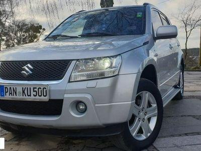 używany Suzuki Grand Vitara 1.9dm 130KM 2006r. 215 000km