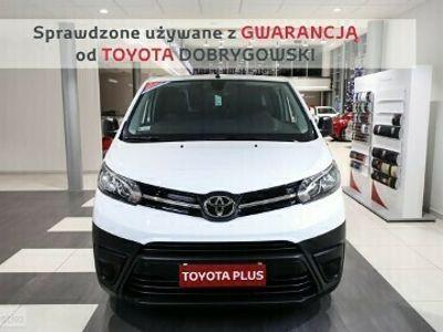 używany Toyota Proace 2.0 D-4D Long 3,1t Active Oferta Dealera Gwarancja