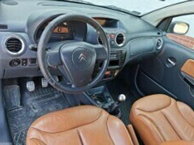 używany Citroën C2 C2HDI skóra KLIMATRONIC