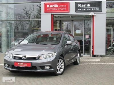 używany Honda Civic IX Deale Karlik Polska 1.8 140KM Executive Salon Polska