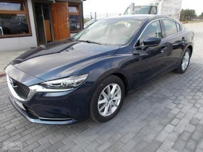 używany Mazda 6 III AUTOMAT 2.5 SKYACTIV-G KLIMA ALUFELGI !!!
