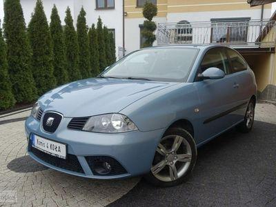 używany Seat Ibiza 1.4dm 86KM 2006r. 189 000km