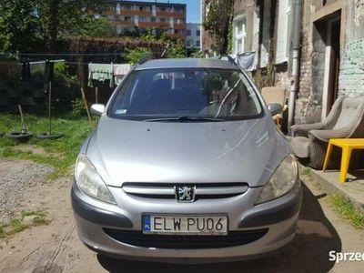używany Peugeot 307 Break, tani i rodzinny samochód, zobacz!