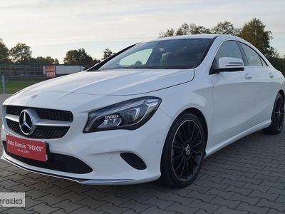 używany Mercedes CLA180 1.6dm 122KM 2018r. 15 000km