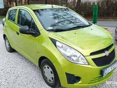 używany Chevrolet Spark Salon Polska 49 tys km II (M300) (2010-)