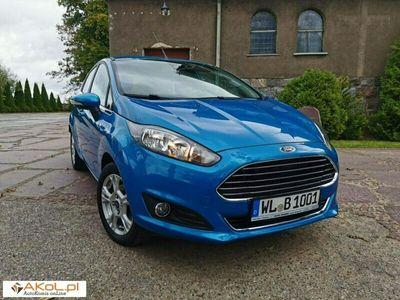 używany Ford Fiesta 1dm 101KM 2014r. 79 000km