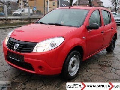 używany Dacia Sandero I 1,2 benzyna 75 KM Niski przebieg