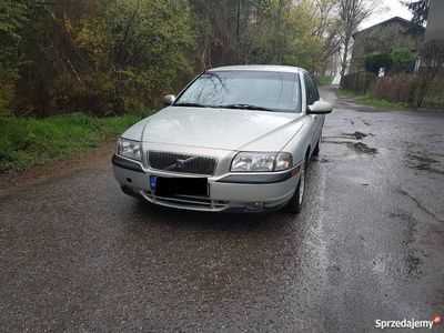 używany Volvo S80 2.0T LPG doinwestowany, zamiana HB, nowy przegląd