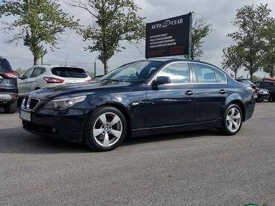używany BMW 520 D Sedan Ładna Zarejestrowana E60 (2003-2010)