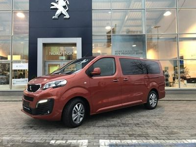 używany Peugeot Traveller 2dm 180KM 2019r. 5km
