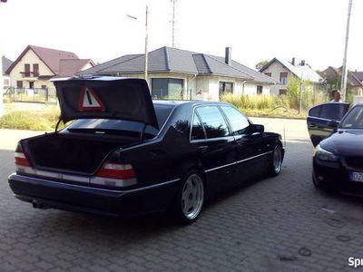 używany Mercedes 500 Lorinser