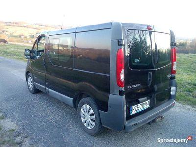 używany Renault Trafic 2009r 2.5 dCi 150KM, 209tyś km, Zadbany.