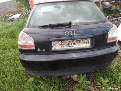 używany Audi A3 1.9tdi całość części