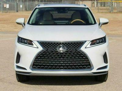 używany Lexus RX350 RX2020 WHITE 6 CYLINDER BENZ. 238KM 23330KM IV (2015-)