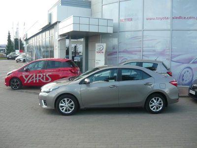 używany Toyota Corolla 1.6 Premium +Disign+Comfort Benzyna, 2014 r.