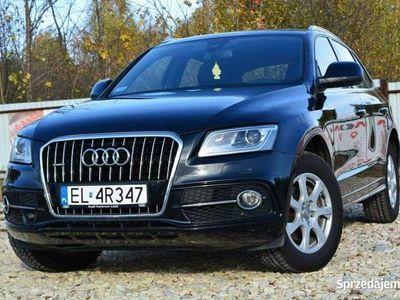 używany Audi Q5 2dm3 190KM 2015r. 137 000km 2.0TDI 190KM quattro, tiptronic, 1 wł, fvat 23%