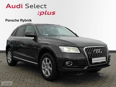 używany Audi Q5 I (8R) 2,0TDI 190KM Quattro, Bluetooth, S-line, Ksenon, Tempomat, FV MARŻA, Rybnik