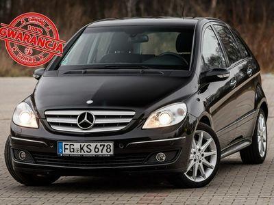 używany Mercedes B200 2dm 140KM 2006r. 190 000km