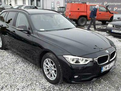 używany BMW 316 F30 (2012-)