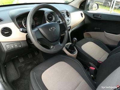 używany Hyundai i10 1dm 67KM 2015r. 44 000km