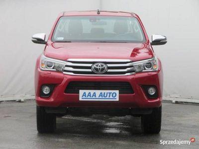 używany Toyota HiLux 2.4 D-4D