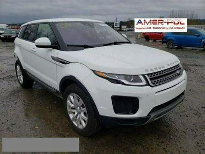używany Land Rover Range Rover evoque 2dm 240KM 2019r. 18 000km